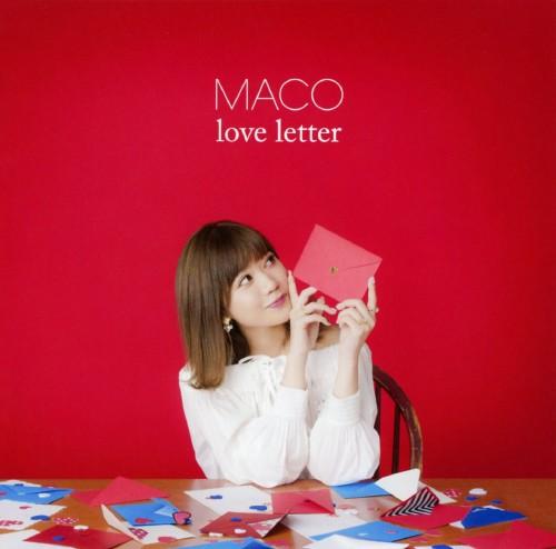 【中古】love letter(初回限定盤)(DVD付)/MACO