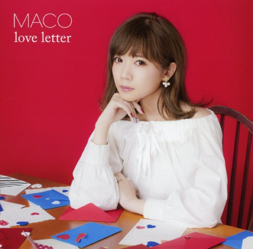 【中古】love letter/MACO