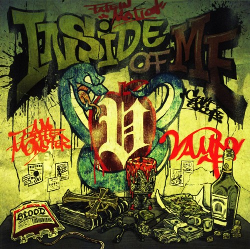 【中古】INSIDE OF ME feat. Chris Motionless of Motionless In White/VAMPS