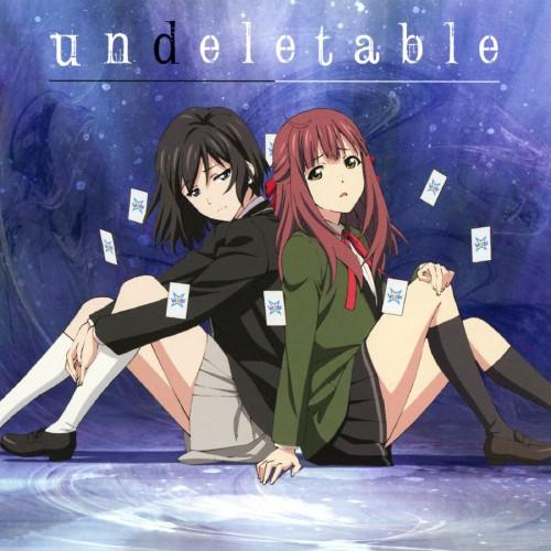 【中古】TVアニメ「Lostorage incited WIXOSS」エンディングテーマ「undeletable」/Cyua
