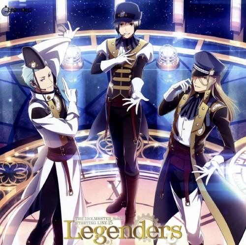 【中古】アイドルマスター SideM THE IDOLM@STER SideM ST@RTING LINE−15 Legenders/Legenders