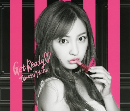 【中古】Get Ready(ハート)(初回限定盤A)(DVD付)/板野友美