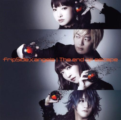 【中古】The end of escape(TVシリーズ「亜人」第2クール後期オープニングテーマ)(初回限定盤)(DVD付)/fripSide×angela