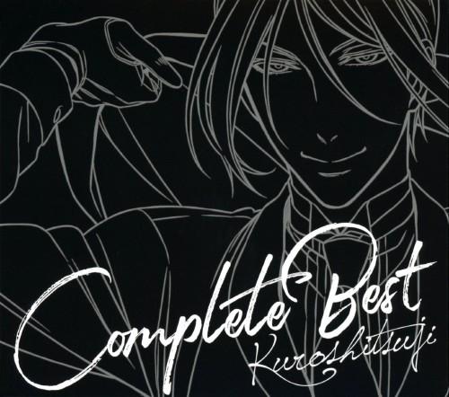 【中古】黒執事 COMPLETE BEST(ブルーレイ付)/アニメ・サントラ