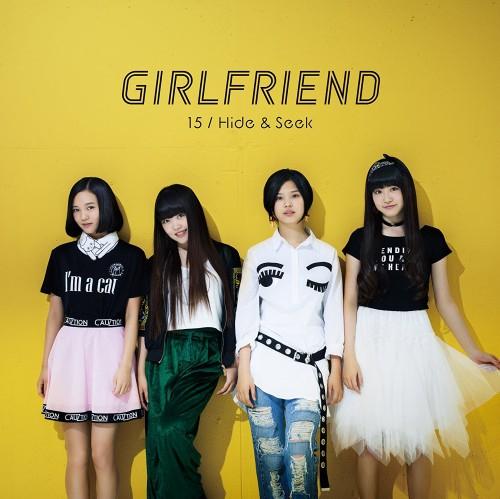 【中古】15/Hide and Seek/GIRLFRIEND