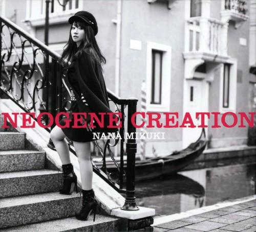 【中古】NEOGENE CREATION(初回限定盤)(DVD付)/水樹奈々