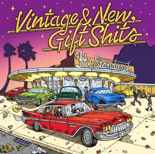 【中古】Vintage&New,Gift Shits/Hi−STANDARD