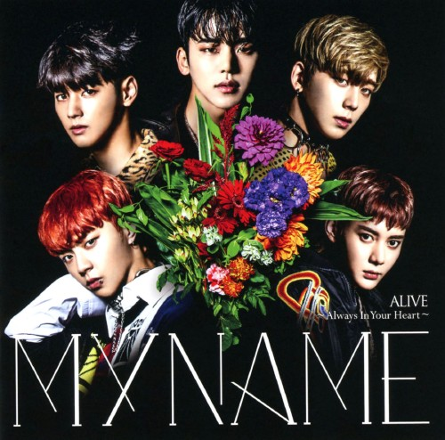 【中古】ALIVE〜Always In Your Heart〜/MYNAME