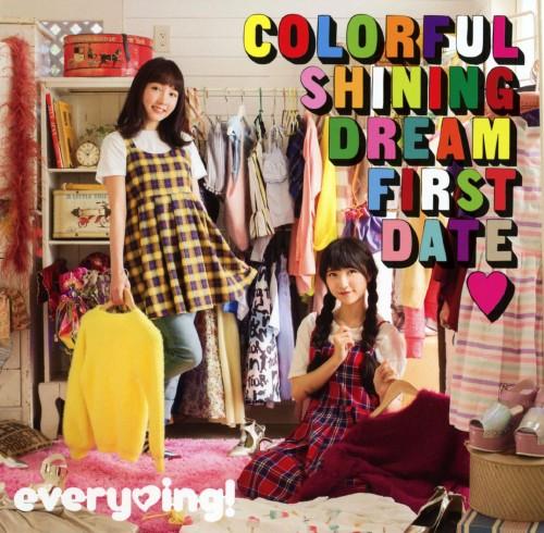 【中古】Colorful Shining Dream First Date/everying!