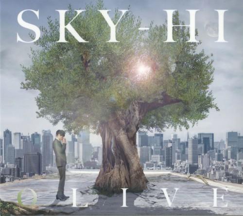 【中古】OLIVE/SKY−HI