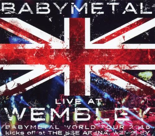 【中古】「LIVE AT WEMBLEY」 BABYMETAL WORLD TOUR 2016 kicks off at THE SSE ARENA, WEMBLEY/BABYMETAL