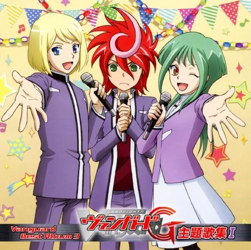 【中古】Vanguard Best Album 3 「カードファイト!!ヴァンガードG」主題歌集I/アニメ・サントラ