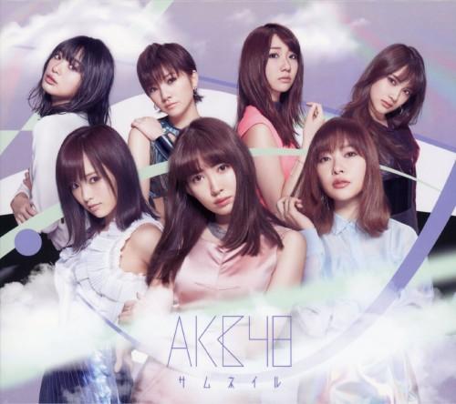 【中古】サムネイル(DVD付)(Type A)/AKB48