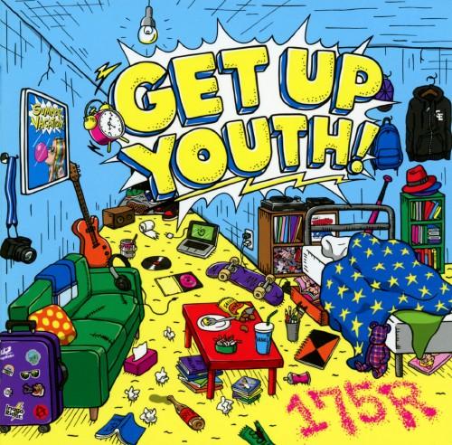 【中古】GET UP YOUTH!/175R