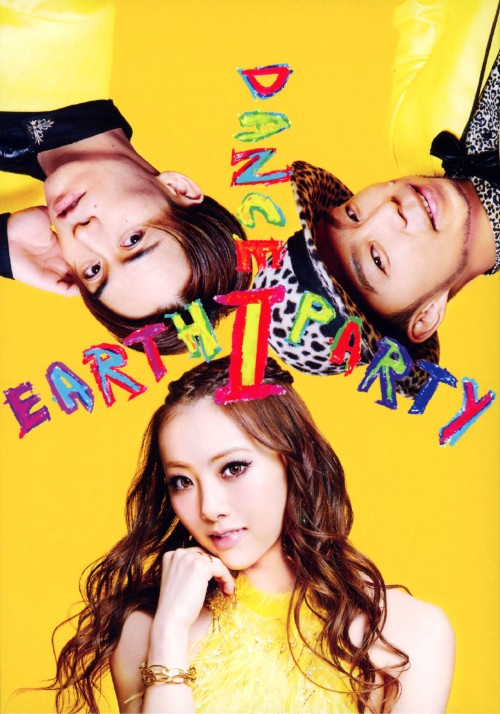【中古】I(CD+2DVD)/DANCE EARTH PARTY