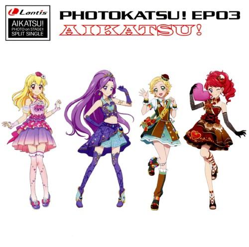【中古】スマホアプリ「アイカツ!フォトonステージ!!」スプリットシングル フォトカツ!EP03/STAR☆ANIS/AIKATSU☆STARS!