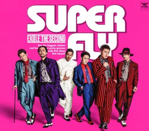 【中古】SUPER FLY/EXILE THE SECOND