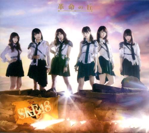 【中古】革命の丘(DVD付)(Type−C)/SKE48