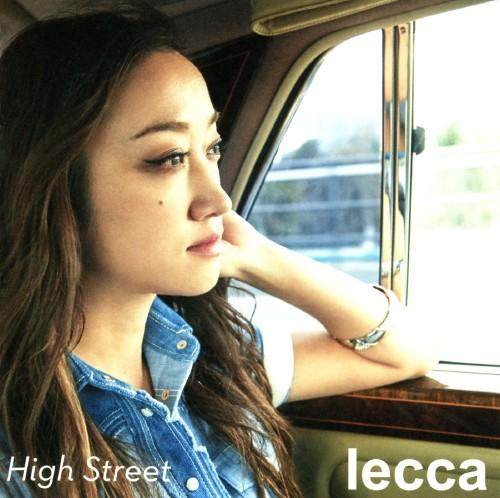 【中古】High Street(DVD付)/lecca