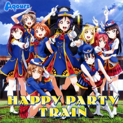 【中古】HAPPY PARTY TRAIN(DVD付)/Aqours
