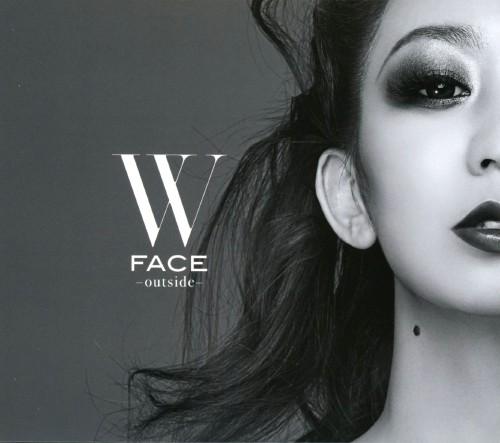 【中古】W FACE〜outside〜(DVD付)/倖田來未