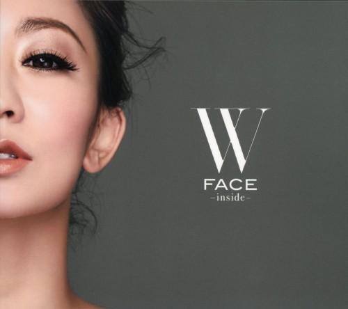 【中古】W FACE〜inside〜(DVD付)/倖田來未