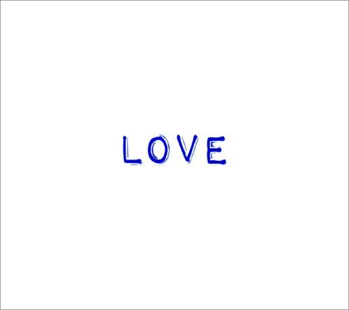 【中古】LOVE/WHITE ASH