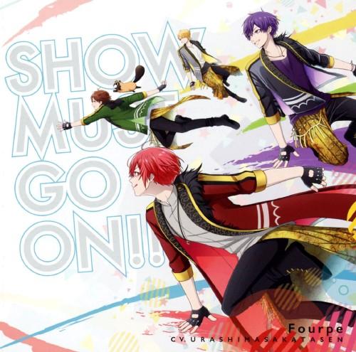【中古】SHOW MUST GO ON!!(TVアニメ「スタミュ」第2期オープニングテーマ)(初回限定盤)/浦島坂田船(Fourpe)
