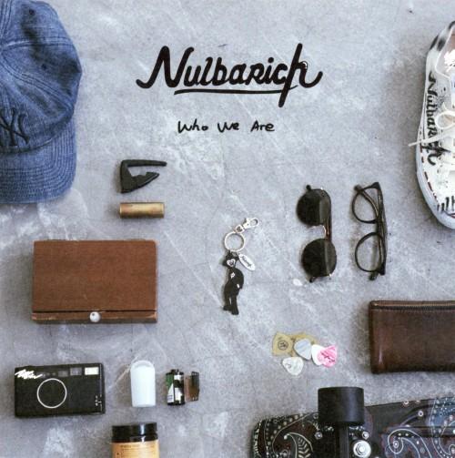 【中古】Who We Are/Nulbarich