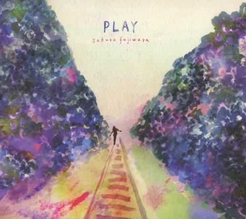 【中古】PLAY(初回限定盤)(DVD付)/藤原さくら