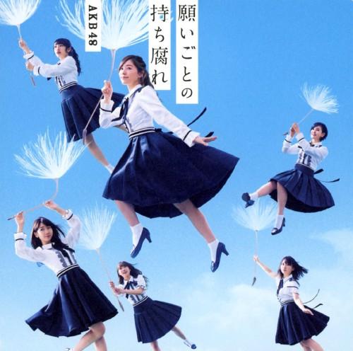 【中古】願いごとの持ち腐れ(DVD付)(Type B)/AKB48