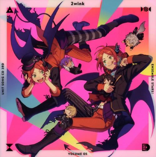 【中古】あんさんぶるスターズ! ユニットソングCD 3rdシリーズ vol.5 2wink/2wink