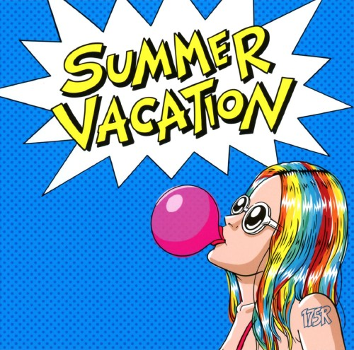 【中古】SUMMER VACATION(初回限定盤)/175R