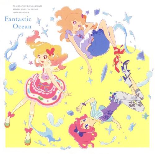 【中古】TVアニメ/データカードダス「アイカツスターズ!」2ndシーズン 挿入歌ミニアルバム「Fantastic Ocean」/AIKATSU☆STARS!/りさ