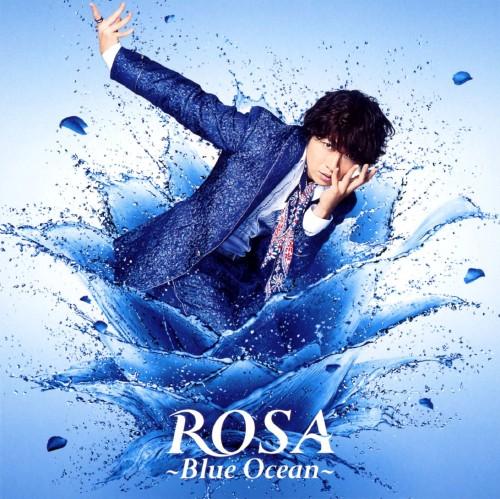 【中古】ROSA 〜Blue Ocean〜(DVD付)/小野大輔