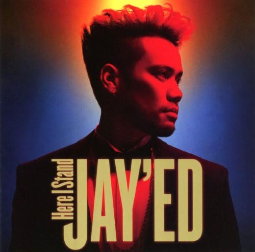 【中古】Here I Stand/JAY'ED