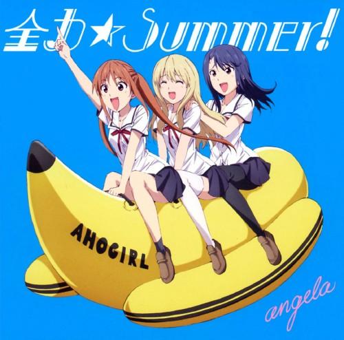 【中古】全力☆Summer!(アニメ盤)/angela