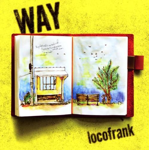 【中古】WAY/locofrank