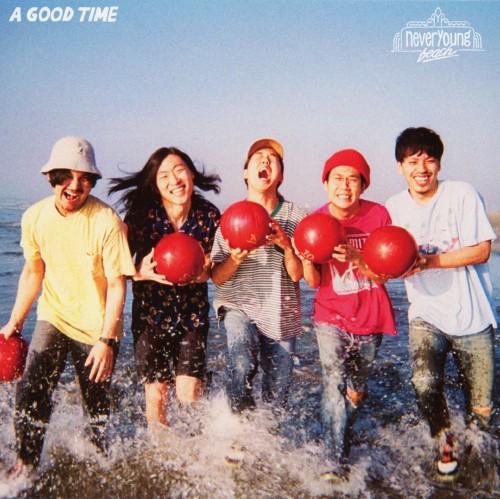 【中古】A GOOD TIME/never young beach