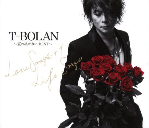 【中古】T−BOLAN 〜夏の終わりに BEST〜 LOVE SONGS+1 & LIFE SONGS(2CD+DVD)/T−BOLAN