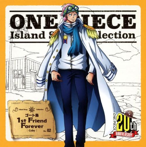 【中古】ONE PIECE Island Song Collection ゴート島「1st Friend Forever」/土井美加(コビー)