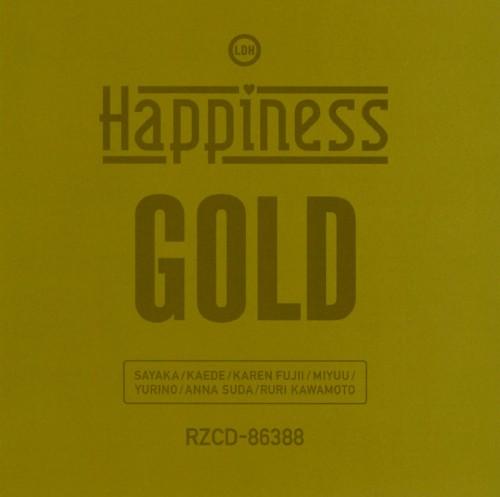 【中古】GOLD/Happiness