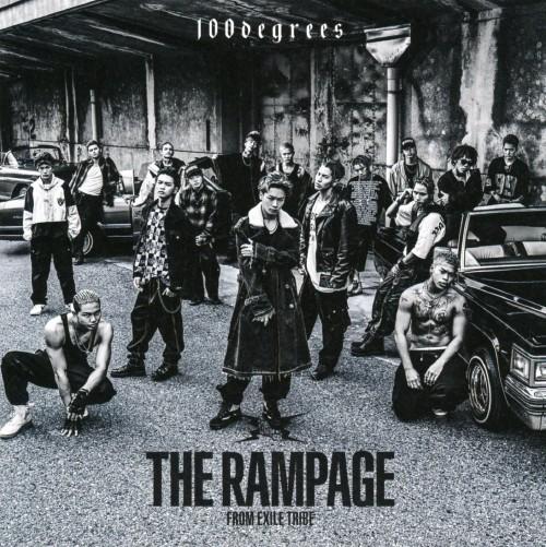 【中古】100degrees/THE RAMPAGE from EXILE TRIBE