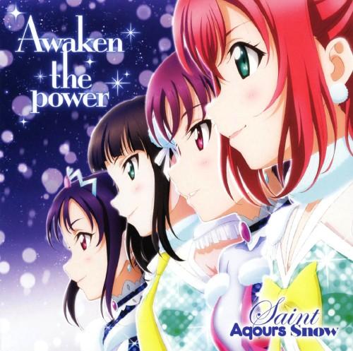 【中古】TVアニメ『ラブライブ!サンシャイン!!』2期挿入歌「Awaken the power」/Saint Aqours Snow
