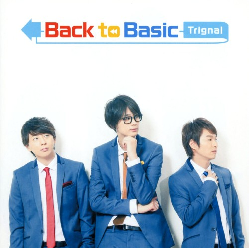 【中古】Back to Basic/Trignal