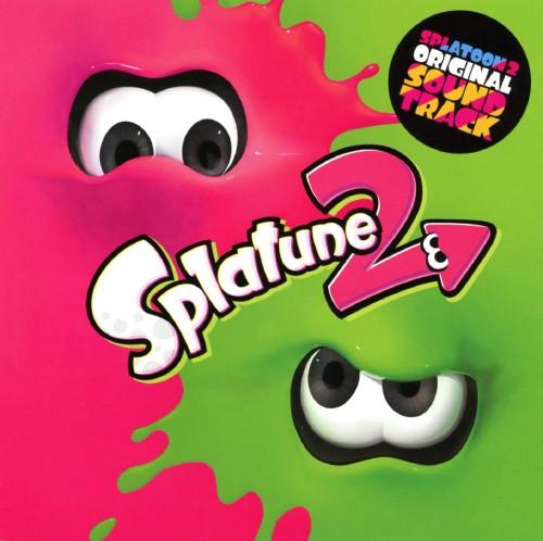 【中古】Splatoon2 ORIGINAL SOUNDTRACK −Splatune2−/ゲームミュージック