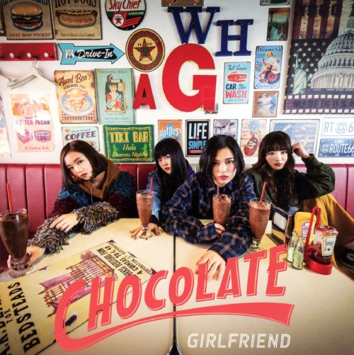 【中古】CHOCOLATE/GIRLFRIEND