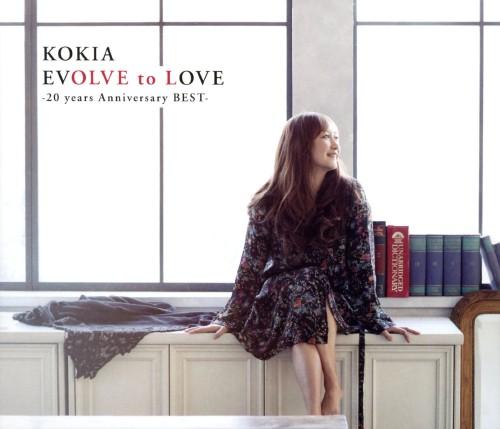 【中古】EVOLVE to LOVE−20 years Anniversary BEST−/KOKIA