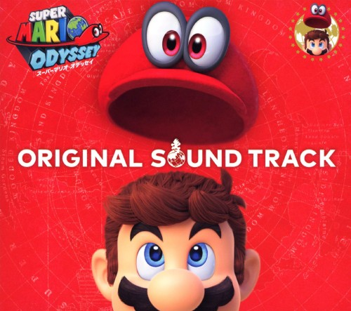 【中古】SUPER MARIO ODYSSEY ORIGINAL SOUNDTRACK/ゲームミュージック