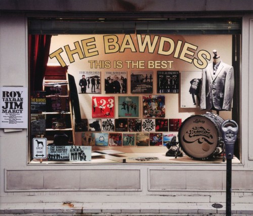 【中古】THIS IS THE BEST/THE BAWDIES